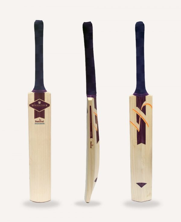 Woodstock Cricket Festival Bat 2020