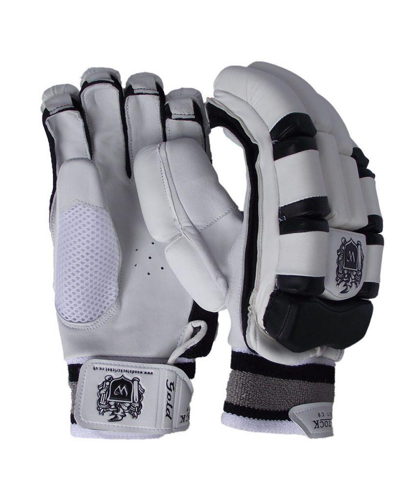 Gold Gloves Black