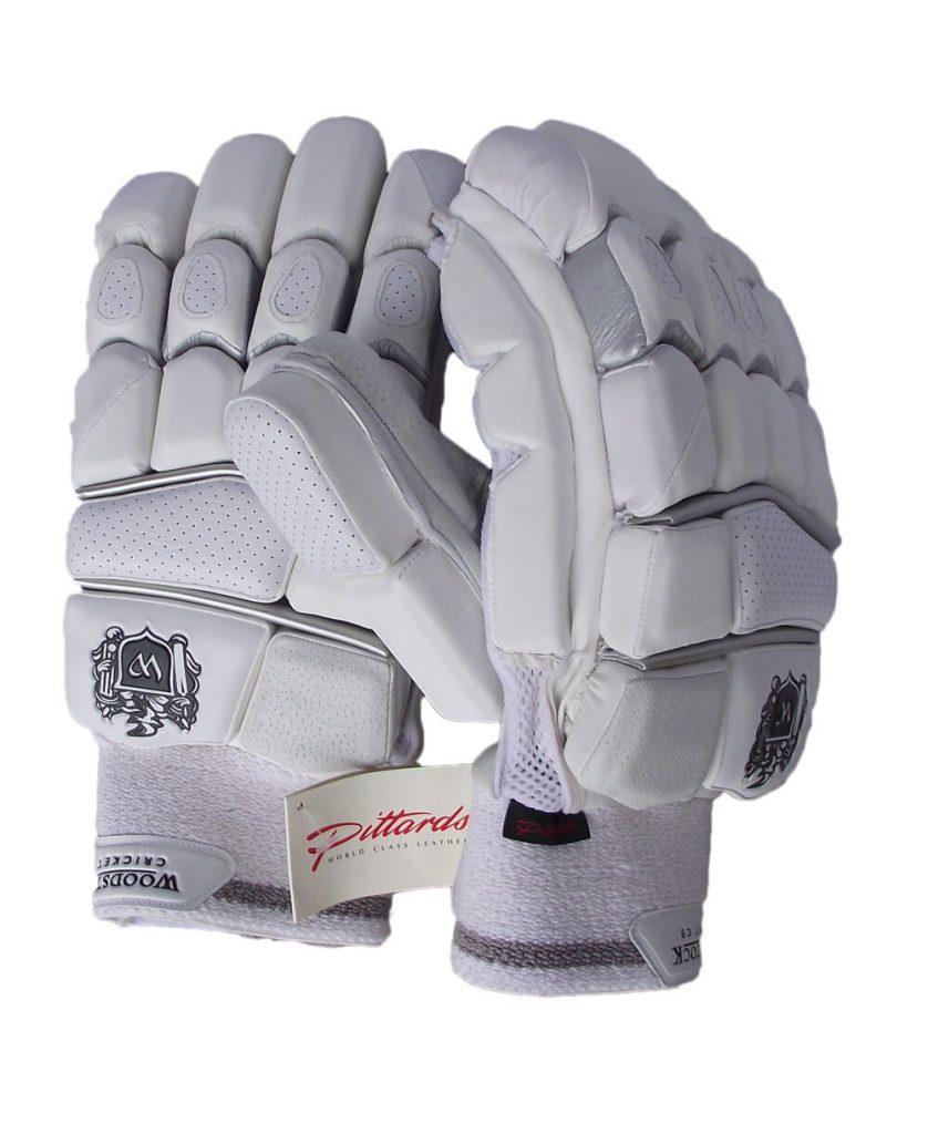 Plat Gloves White